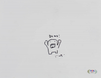 "Tsuneo Goda Signed ""Domo"" 8x10 Hand-Drawn Sketch Inscribed ""Domo!"" (PSA COA) at PristineAuction.com"