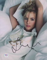 Sienna Miller Signed 8x10 Photo (PSA COA) at PristineAuction.com