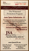 Christian Laettner Signed 34x42 Custom Framed Career Highlight Stat Jersey (JSA COA) at PristineAuction.com