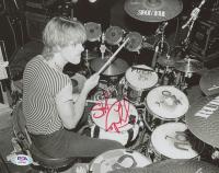 Stewart Copeland Signed 8x10 Photo (PSA COA) at PristineAuction.com