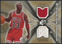 Michael Jordan 2006-07 SPx Winning Materials #WMMJ at PristineAuction.com