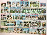 Lot of (340) 1977 Topps Baseball Cards with (2) Nolan Ryan #650, (2) Nolan Ryan #234, Nolan Ryan / Tom Seaver Strikeout Leaders #6 at PristineAuction.com