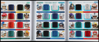 2019 Panini National Treasures Treasure Chest Materials Prime #TC1 Joe Montana / Emmitt Smith / Walter Payton / Barry Sanders / Jerry Rice at PristineAuction.com