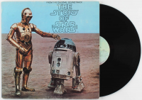 "Original Vintage 1977 ""The Story of Star Wars"" Soundtrack Vinyl Record Album at PristineAuction.com"