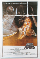 """Star Wars"" 27x40 Movie Poster at PristineAuction.com"