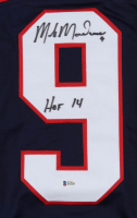 """Mike Modano Signed Jersey Inscribed """"HOF 14"""" (Beckett COA) at PristineAuction.com"""