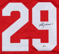 Mike Vernon Signed Jersey (Beckett COA) at PristineAuction.com
