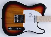 """Belinda Carlisle Signed 39"""" Electric Guitar (JSA Hologram) at PristineAuction.com"""