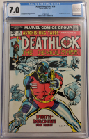 """1974 """"Astonishing Tales"""" Issue #26 Marvel Comic Book (CGC 7.0) at PristineAuction.com"""