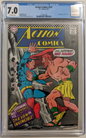 "1967 ""Action Comics"" Issue #351 DC Comic Book (CGC 7.0) at PristineAuction.com"