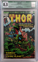 "1974 ""Thor"" Issue #227 Marvel Comic Book (CGC Qualified 8.5) at PristineAuction.com"