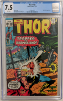 "1970 ""Thor"" Issue #183 Marvel Comic Book (CGC 7.5) at PristineAuction.com"