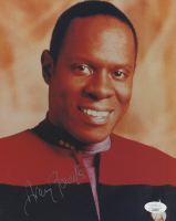 "Avery Brooks Signed ""Star Trek: Deep Space Nine"" 8x10 Photo (JSA COA) at PristineAuction.com"