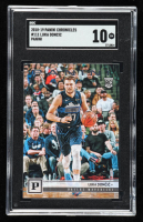 Luka Doncic 2018-19 Panini Chronicles #111 RC (SGC 10) at PristineAuction.com