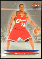 LeBron James 2003-04 Ultra Gold Medallion #171 L13 at PristineAuction.com