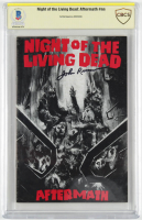 "John Russo Signed 1992 Night Of The Living Dead"" Issue #0 Comic Book (CBCS Encapsulated) at PristineAuction.com"