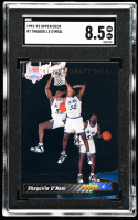 Shaquille O'Neal 1992-93 Upper Deck #1 SP RC (SGC 8.5) at PristineAuction.com