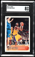 Kobe Bryant 1996-97 Topps #138 RC (SGC 8) at PristineAuction.com