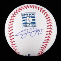 Frank Thomas Signed Hall of Fame Logo OML Baseball (Beckett COA) at PristineAuction.com