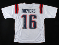 Jakobi Meyers Signed Jersey (Beckett COA) at PristineAuction.com