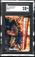 Kobe Bryant 1997-98 Finest #262 B (SGC 10) at PristineAuction.com