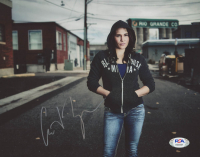 Cat Zingano Signed 8x10 Photo (PSA COA) at PristineAuction.com