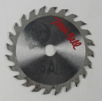 """Tobin Bell Signed 4"""" Saw Blade (PSA COA) at PristineAuction.com"""