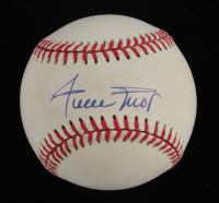 Willie Mays Signed ONL Baseball (JSA LOA) at PristineAuction.com