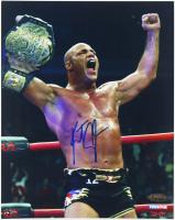 Kurt Angle Signed WWE 8x10 Photo (TriStar Hologram) at PristineAuction.com