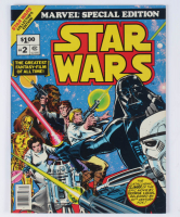 "Vintage ""Star Wars"" Issue #2 Special Edition Marvel Comic Book at PristineAuction.com"