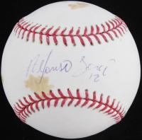 Alfonso Soriano Signed OML Baseball (Fanatics Hologram & MLB Hologram) at PristineAuction.com