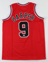 Ron Harper Signed Jersey (PSA COA) at PristineAuction.com