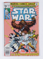 "1978 ""Star Wars"" Issue #14 Marvel Comic Book at PristineAuction.com"