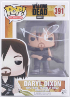 "Norman Reedus Signed ""The Walking Dead"" #391 Daryl Dixon Funko Pop! Vinyl Figure (Radtke COA) at PristineAuction.com"