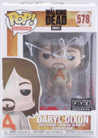 "Norman Reedus Signed ""The Walking Dead"" #578 Daryl Dixon Funko Pop! Vinyl Figure (Radtke COA) at PristineAuction.com"