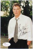 Christopher Reeve Signed 4.5x6 Photo (JSA Hologram) at PristineAuction.com