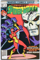 "Stan Lee Signed 1978 ""The Spider-Woman"" Issue #3 Marvel Comic Book (JSA COA) at PristineAuction.com"