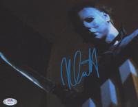 "Nick Castle Signed ""Halloween"" 8x10 Photo (PSA COA) at PristineAuction.com"