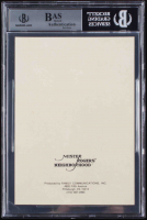 """Fred Rogers Signed """"Mr. Rogers' Neighborhood"""" 5x7 Photo with Extensive Inscription (BGS Encapsulated) at PristineAuction.com"""