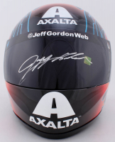 Jeff Gordon Signed Rare Pre-Production Sample NASCAR Axalta Brickyard 400 Full-Size Helmet (Gordon Hologram) at PristineAuction.com