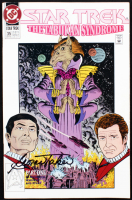 "George Takei Signed 1992 ""Star Trek"" Issue #35 DC Comic Book (JSA COA) at PristineAuction.com"