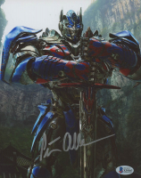 "Peter Cullen Signed ""Transformers: Age of Extinction"" 8x10 Photo (Beckett COA) at PristineAuction.com"
