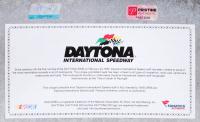Dale Earnhardt Jr. Signed 17x23x4 Original #8 Daytona International Speedway Seat Back Shadowbox Display (Dale Jr. Hologram & COA, Fanatics COA, & PA COA) at PristineAuction.com