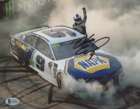 Chase Elliott Signed NASCAR 8x10 Photo (Beckett COA) at PristineAuction.com