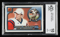 Tom Brady 2000 Aurora #84 RC (BCCG 10) at PristineAuction.com