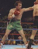 """Ray """"Boom Boom"""" Mancini Signed 8x10 Photo Inscribed """"Wishing You Success"""" (Beckett COA) at PristineAuction.com"""