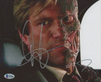 "Aaron Eckhart Signed ""The Dark Knight"" 8x10 Photo (Beckett COA) at PristineAuction.com"
