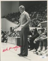 Bob Knight Signed Indiana Hoosiers 8x10 Photo (JSA COA) at PristineAuction.com