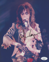 Alice Cooper Signed 8x10 Photo (JSA COA) at PristineAuction.com