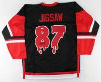 Tobin Bell Signed Jersey (JSA COA) at PristineAuction.com